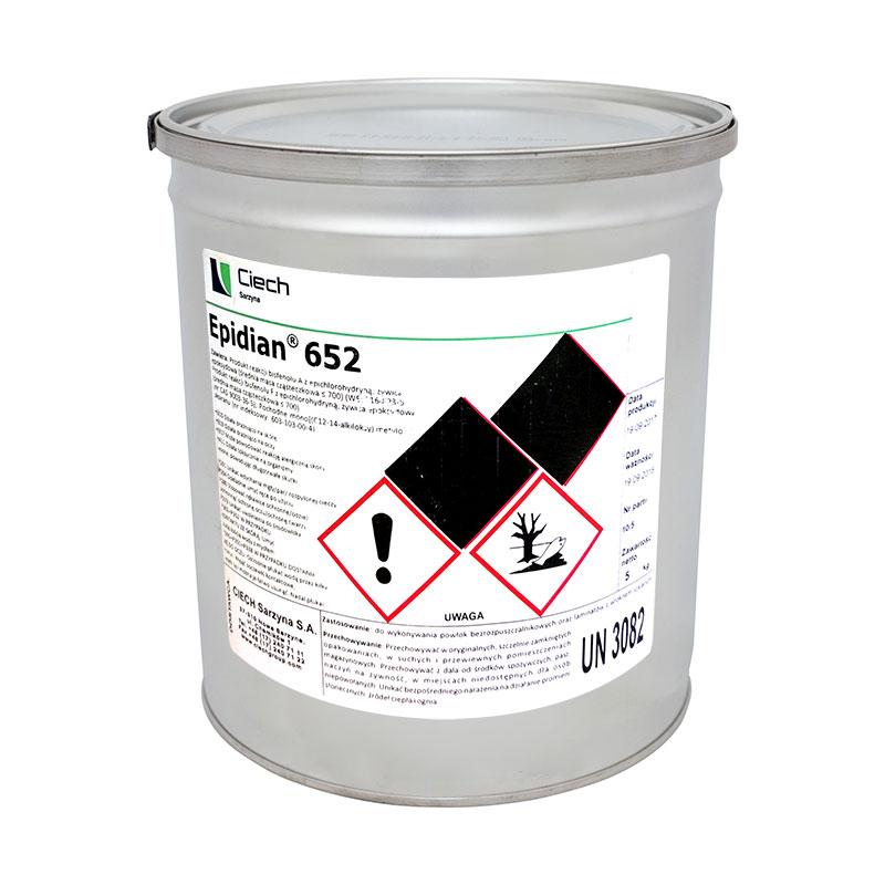 Wspaniały Epidian 652 - żywica przeznaczona do zalewania 5kg HT53